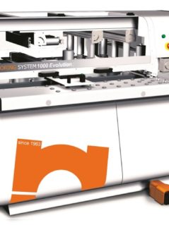 foratrice automatica CNC EVolution 1000